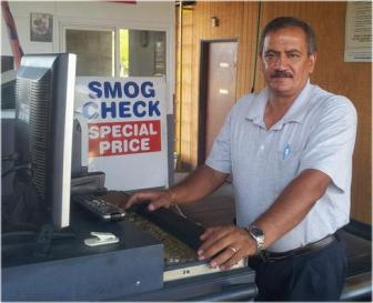 Smog check and smog test Palmdale, CA